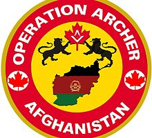 Operation Archer Logo by Spacestuffplus