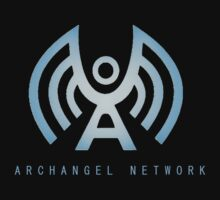 The Archangel Network by Margaret Wickless