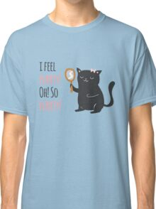Catty Thoughts! Classic T-Shirt