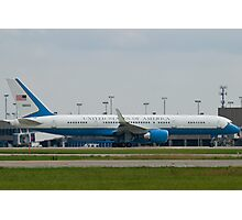 90003 Air Force Two Boeing VC-32A 757-2G4 Take Off Photographic Print