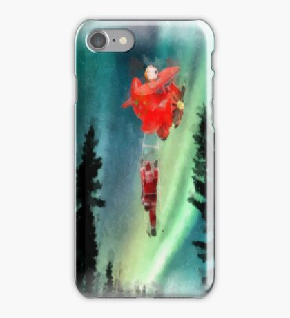 Snoopy to the Rescue iPhone Case/Skin