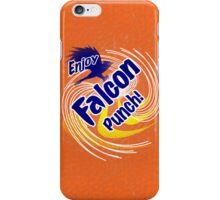 Falcon Punch! iPhone Case/Skin