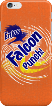 Falcon Punch! by Anthony Pipitone