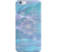 Waltz of the Snowflakes iPhone Case/Skin