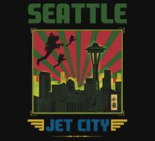 SEATTLE - JET CITY by GUS3141592