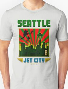 SEATTLE - JET CITY T-Shirt