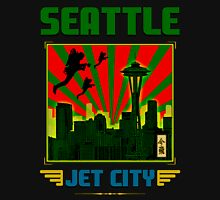 SEATTLE - JET CITY Unisex T-Shirt