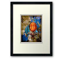 Sky Pirates Framed Print
