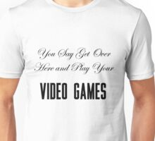 Lana Del Rey Video Games Unisex T-Shirt