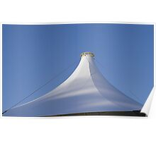Tent Shape Poster