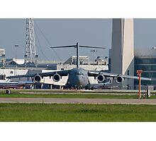 AMC 06-6156 C-17A Globemaster III  Photographic Print