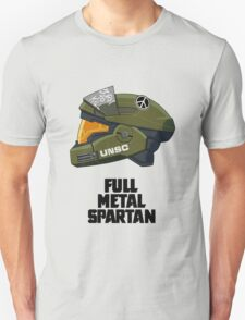 Full Metal Spartan (light) T-Shirt