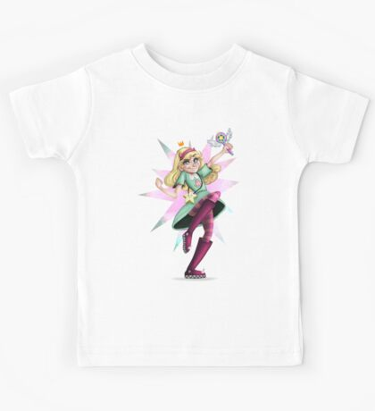 Star VS The Forces Of Evil Kids Tee