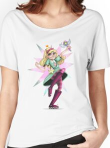 Star VS The Forces Of Evil Women's Relaxed Fit T-Shirt