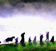 the Fellowship by aboogerd