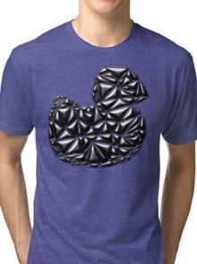Metallic Duck Tri-blend T-Shirt