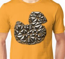 Metallic Duck Unisex T-Shirt