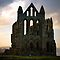Whitby Abbey by Loren Goldenberg-Kosbab