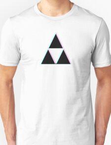 3D Triforce  T-Shirt