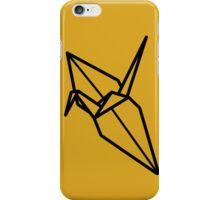 Origami Crane iPhone Case/Skin