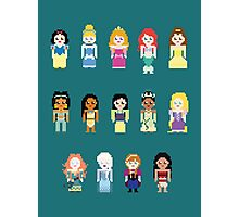 Princesses Photographic Print