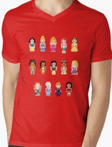 Princesses Mens V-Neck T-Shirt