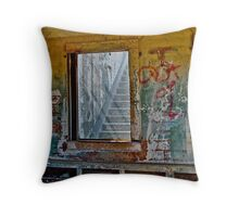 WW-II Gun Emplacement, Marin Headlands Throw Pillow