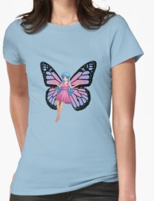 pink, blue and green fairy T-Shirt
