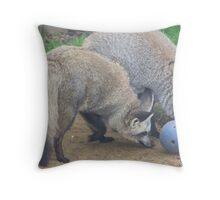 FootBall! Throw Pillow