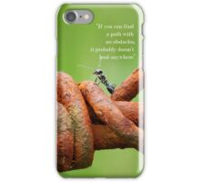 obstacles Iphone cover iPhone Case/Skin