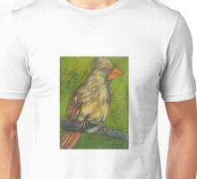 Female Cardinal (Lady of the House) T-Shirt