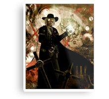 Preacher Man Metal Print