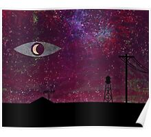 As Always, Good Night (Welcome to Night Vale) Poster