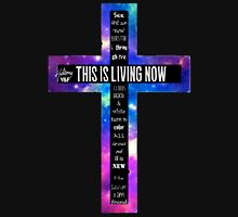 Hillsong Young & Free This is Living Now Cross Unisex T-Shirt