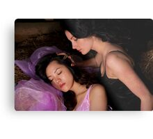 Who's the fairest of them all Metal Print