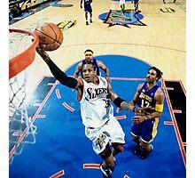 Allen Iverson Philadelphia 76ers Photographic Print