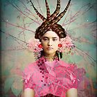 Portrait in Pastell by Catrin Welz-Stein