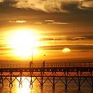 ''Ceduna Sunset'' by bowenite