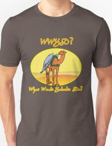 What Would Kaboobie Do? Unisex T-Shirt