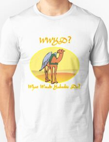 What Would Kaboobie Do? Unisex T-Shirt
