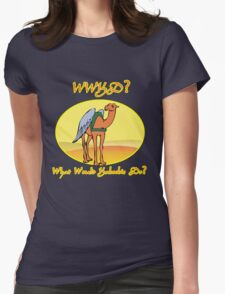 What Would Kaboobie Do? Womens Fitted T-Shirt