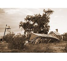 Abandoned Winery 1 Photographic Print