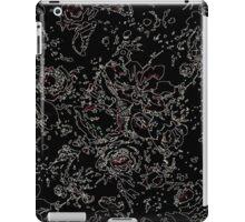 Fleur Noir iPad Case/Skin