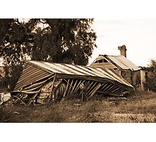 Abandoned Winery 2 Photographic Print
