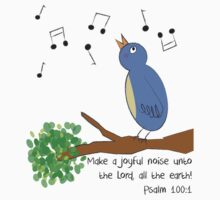 Make a Joyful Noise! by randomness