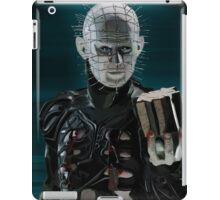 Hell's Lieutenant - Lead Cenobite  iPad Case/Skin