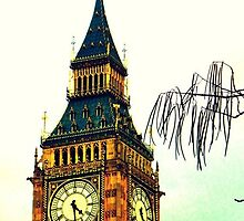 Big Ben, London by rc2061988