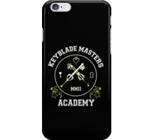 Keyblade Masters Academy iPhone Case/Skin