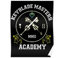 Keyblade Masters Academy Poster