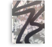 Melbourne Street Art 2011: Cocoa Jackson Studios X-mas Canvas Print